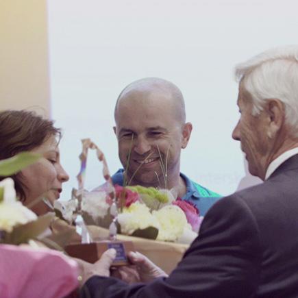 Интерски награди Пампорово и Българско ски училище за безупречно проведения конгрес